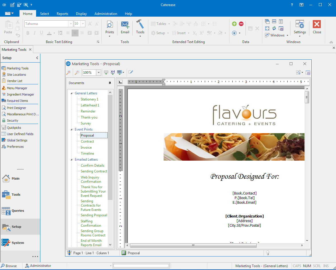Robust Word Processing Tools