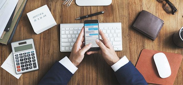 Blog Header - Texting