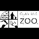 Omaha Zoo White Logo